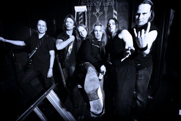 Torsti Spoof, Tuomas Heikkinen, Marko Niskala, Pekka Heino, Valtteri Revonkorpi, Sami Norrbacka